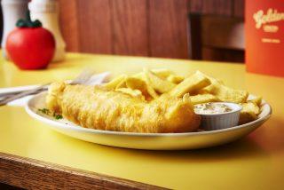 Golden Union Fish Bar, Londra