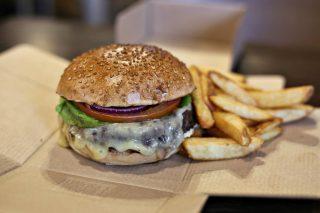 Gourmet Burger Kitchen, Londra