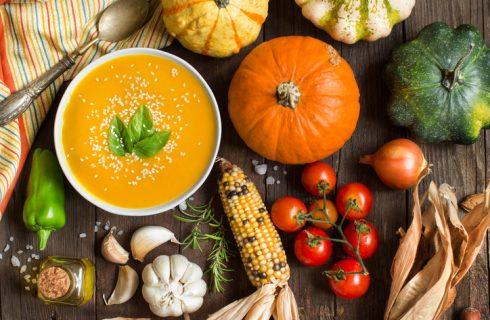 Le ricette vegetariane per Halloween per un menù veggie completo