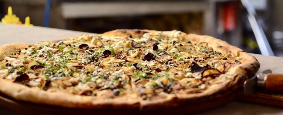 Homeslice Pizza, Londra