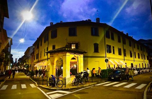 La Cappelletta, Milano