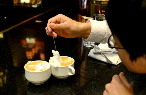 Oltre il cappuccino: è il momento della Latte Art 3D