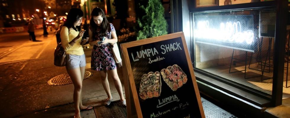 Lumpia Shack Snackbar, New York