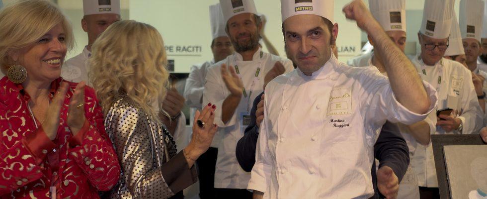 Ecco il vincitore delle selezioni italiane del Bocuse d'Or