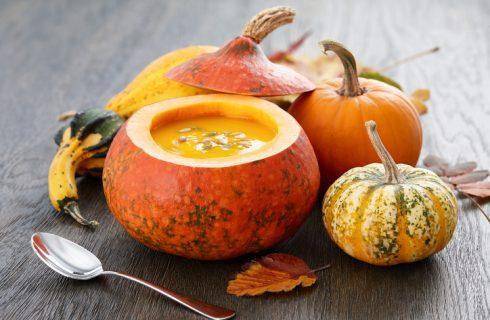 Ricette col Bimby per Halloween: la minestra di zucca