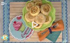 I mini pancakes di crema al cioccolato con la video ricetta della Prova del Cuoco