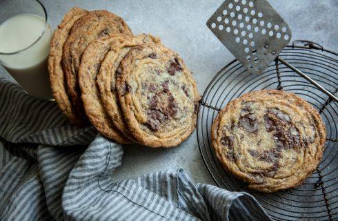 Ultime news dal mondo dolce: i pan bang cookies, biscotti increspati