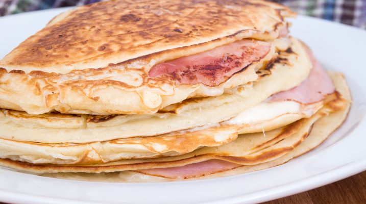 5 ricette dei pancakes salati per ricchi brunch