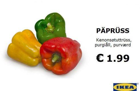 Se Ikea fosse nata a Bari: il dialetto in cucina