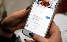 Il futuro è ordinare tramite Messenger