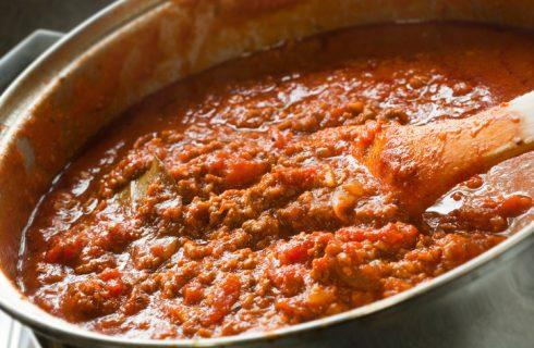 La ricetta del ragù di carne per lasagne per primi piatti ottimi