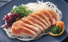 Pollo crudo? In Giappone lo adorano