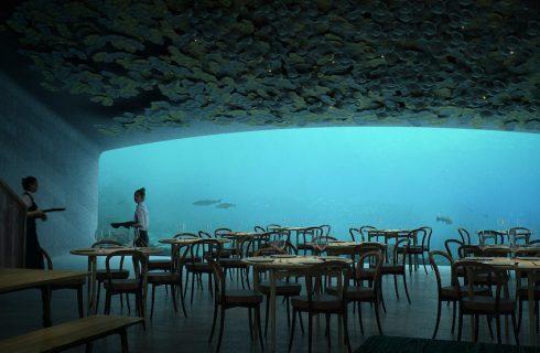 L'Europa avrà il suo primo ristorante sottomarino