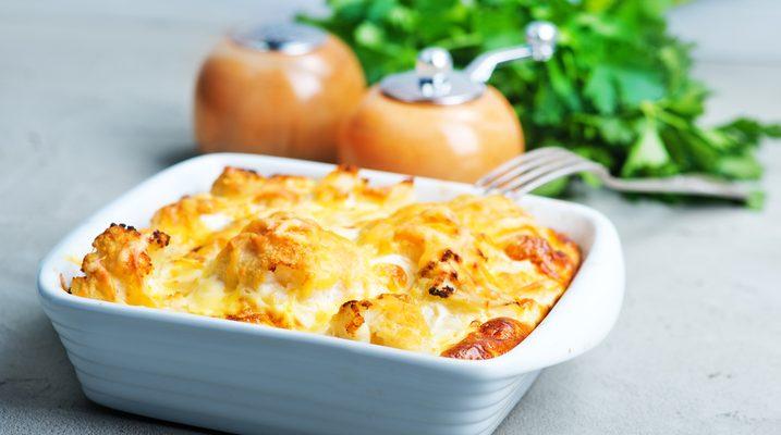 Sformato di cavolfiore e mozzarella: la ricetta facile per il pranzo