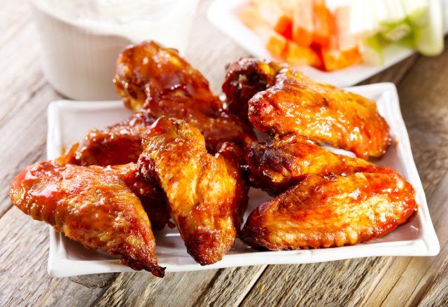 suicide wings