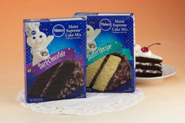 mix per torte