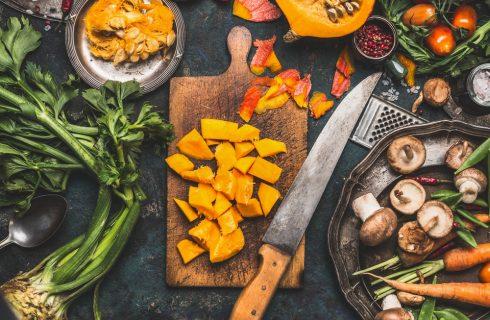 Di stagione: frutta e verdura autunnale per stare in forma