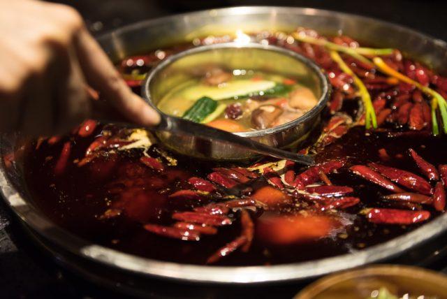 hot pot sichuan