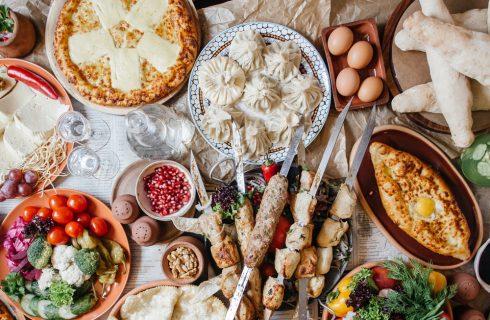 Alla scoperta della Georgia: cosa si mangia e cosa si beve