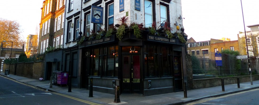 The Carpenter's Arms, Londra
