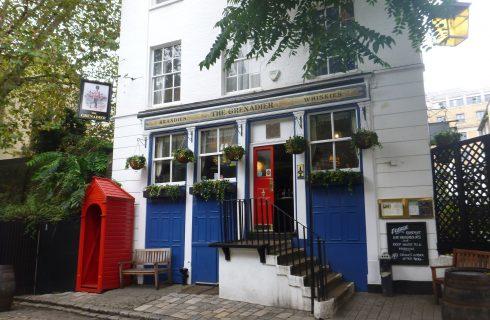 The Grenadier, Londra