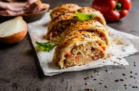 La ricetta facile del polpettone vegano in crosta