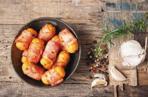 Patate novelle allo speck, la ricetta facile e sfiziosa