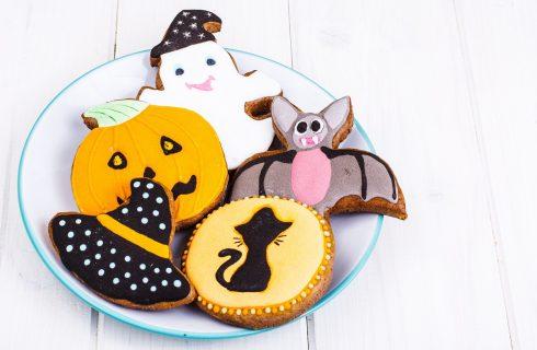 Biscotti di Halloween: le 8 ricette divertenti per bambini