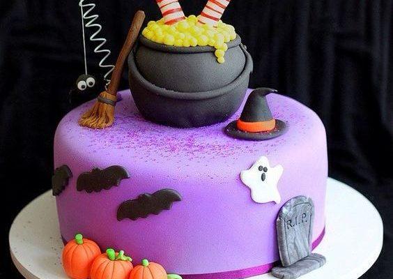 Le decorazioni di cake design più belle per le torte di Halloween
