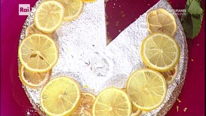 Torta allo yogurt e limone: la video ricetta della Prova del Cuoco
