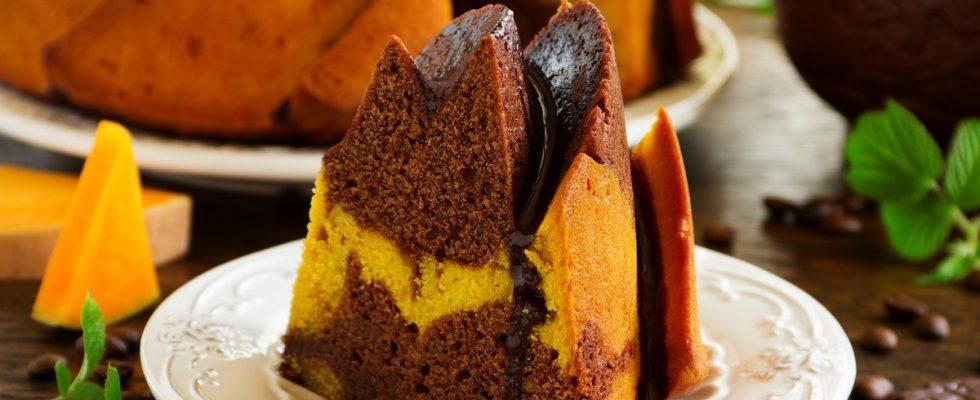 Ricette dolci per Halloween: la torta zucca e cioccolato