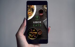 L'inarrestabile trend del food delivery: UberEATS