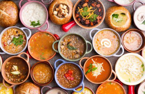 Zuppe: le ricette facili da provare