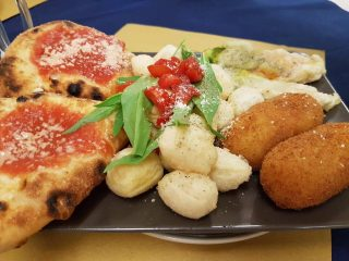 Pizzeria Est Ovest, Frattaminore