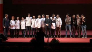 I racconti del professore: guida Michelin 2018