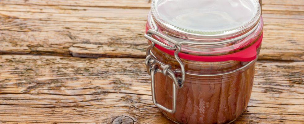 Ritirati filetti di acciughe per possibile rischio chimico