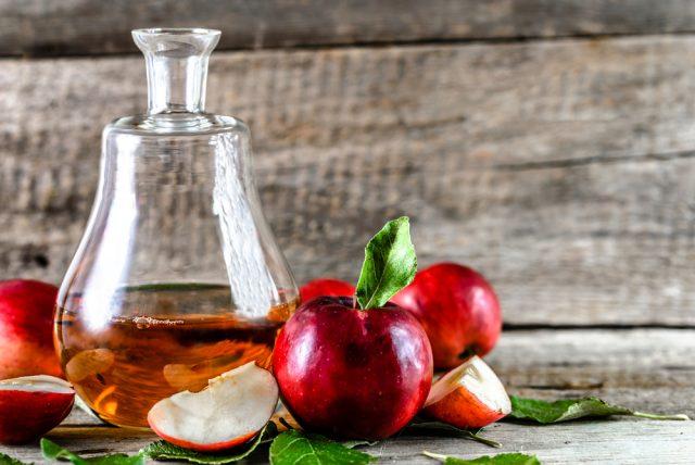 ricetta per bruciare i grassi con aceto di mele