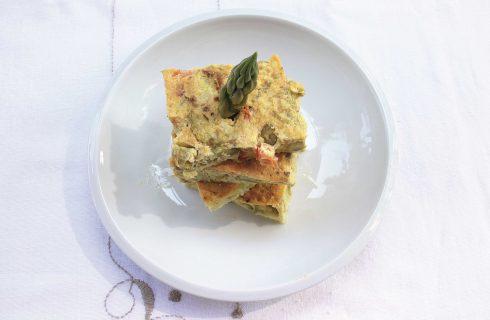 Bimby: ecco la frittata con pomodorini, cipolle e asparagi