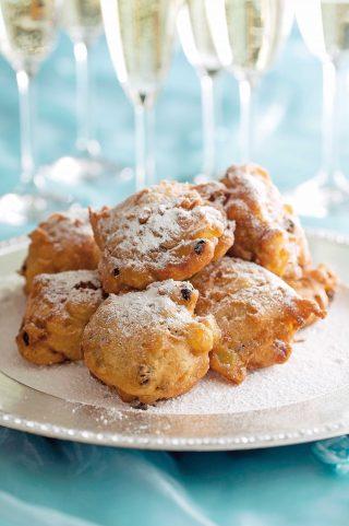 Per Carnevale: ecco le frittelle con zucchero a velo fatte con il bimby