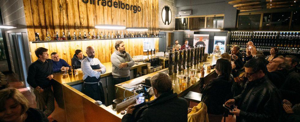 Roma: Chef Bizzarri Europa parte da L'Osteria di Birra del Borgo