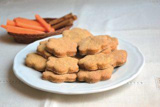 Biscotti alle carote e cannella con il bimby