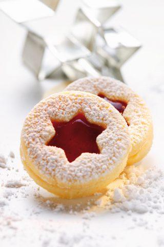 Bimby: biscotti con marmellata di lamponi
