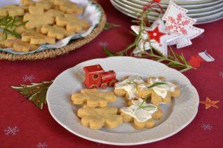 Biscottini al rosmarino fatti con il bimby
