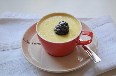 Crema allo yogurt classica con bimby