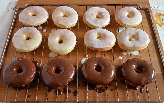 Ricetta Dei Donuts Al Forno.Ricetta Donuts Al Forno Agrodolce