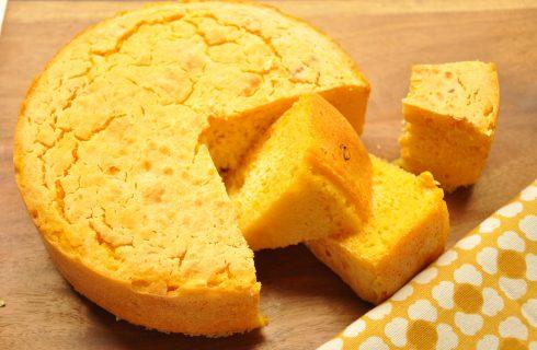 Pane di mais facile con bimby