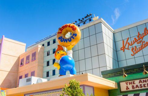 Affamati di Serie: I Simpson, Donuts