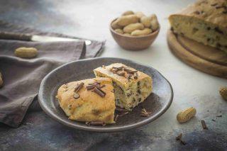 Torta al burro di arachidi, un connubio dolce salato