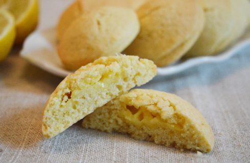Biscotti con cuore al limone, realizzateli con il bimby