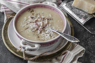Bro brusà: la minestra tostata del Trentino Alto Adige